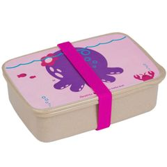 Beatrix New York Rice Fibre Bento Box ~ Penelope Octopus
