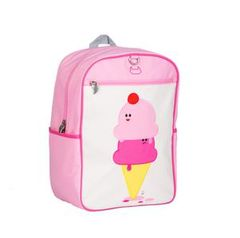 Beatrix New York Big Kid Backpack ~ Dolce & Panna Ice Cream