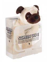 Aroma Home Screen Wipe ~ Pug