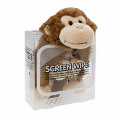 Aroma Home Screen Wipe ~ Monkey