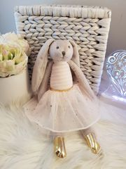 Pink Rabbit - Amelia the Rabbit