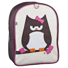 Beatrix New York Little Kid Backpack ~ Papar Owl
