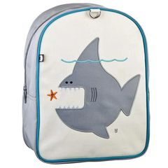 Beatrix New York Little Kid Backpack ~ Nigel Shark