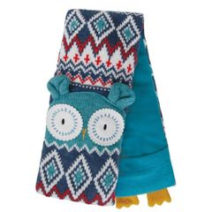 Aroma Home Animal Knitted Body/Neck Warmers ~ Owl