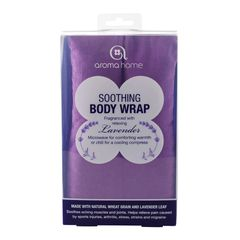 Aroma Home Lavender Body Wrap