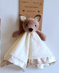 Baby Comfort Blanket - Dusty the Deer
