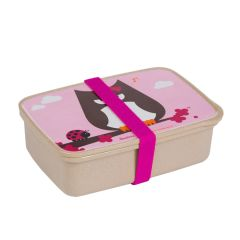 Beatrix New York Rice Fibre Bento Box ~ Papar Owl