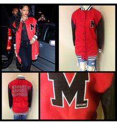 Moschino Baseball Jacket