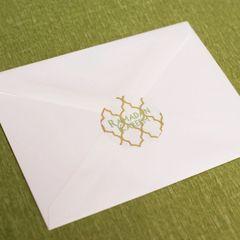 """Ramadan Envelop Stickers 1"""" Casablanca"""