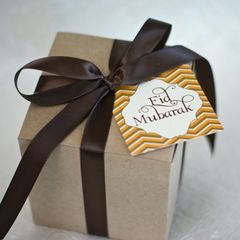 gift tags-Arabesque