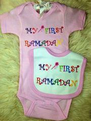 """My First Ramadan"" Pink Set"