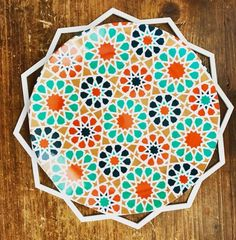 """Tangier Melamine 10"""" Dinner Plates"""