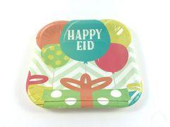 Eid Party Dessert Plates