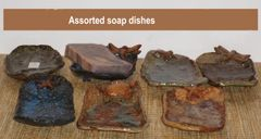 Assorted soap dishes - Freestyle