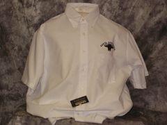 Santa Gertrudis Oxford Short Sleeve Dress Shirt