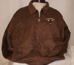 Santa Gertrudis Men's Microsuede Jacket