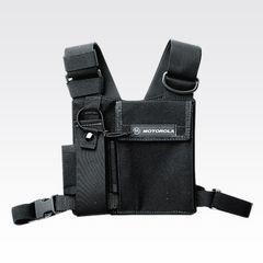 HLN6602 Universal Chest Pack w/Radio Holder, Pen Holder, & Velcro Secured Pocket