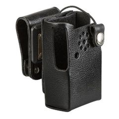 LCC-261SH Leather Carry Case w/D-Ring Belt Loop use with FNB-V134Li High Capacity Battery