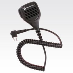 PMMN4013 Motorola CP200d / CP185 Remote Speaker Microphone with Ear Jack