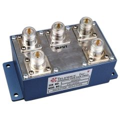 400-512 MHz 4-Way Splitter w/ N Females