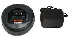 PMLN5398 CP185 Tri-Chem, Single-Unit Charger Base w/ Switch Mode Power Supply