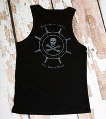 Work Like a Captain Tank Top