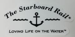 TSR Logo Clear Sticker