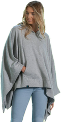 Cold Front Hooded Poncho