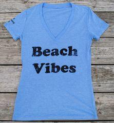 Beach Vibes V-Neck