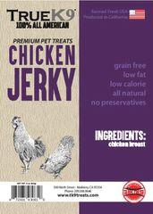 Chicken Jerky 3oz