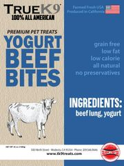 Yogurt Beef Bites 42oz