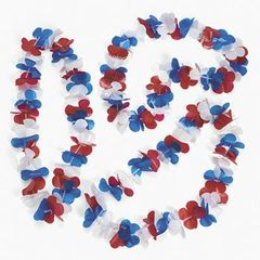 50 Patriotic Leis