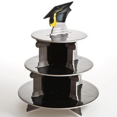 Graduation Cupcake/Treat Holder Stand