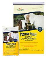 Positive Pellet Dewormer