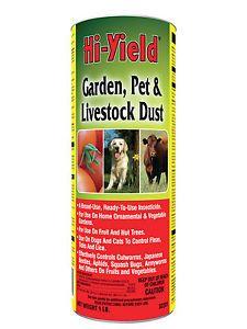 Garden, Pet, & Livestock Dust
