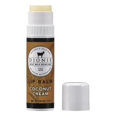 Dionis Goat Milk Lip Balm Coconut Cream