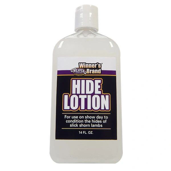 Hide Lotion