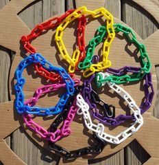 Plastic Chain Collar