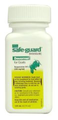 Safeguard Goat Dewormer