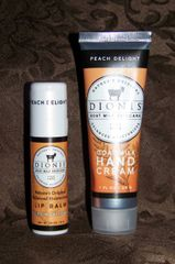 Dionis Goat Hand Cream & Lip Balm Set