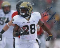 Dion Lewis 8x10 autograph, Pittsburgh