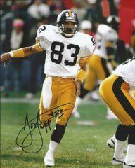 Louis Lipps autograph 8x10, Pittsburgh Steelers
