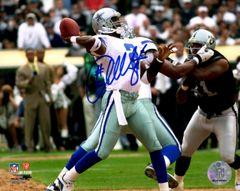 Anthony Wright autograph 8x10, Dallas Cowboys
