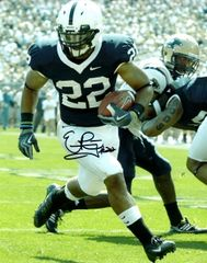 Evan Royster autograph 8x10, Penn State