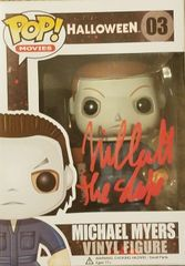 Nick Castle autograph FUNKO Pop, Michael Myers (The Shape)