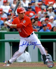 Josh Willingham, autographed 8x10, Washington Nationals