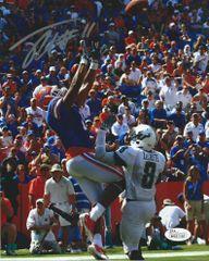 Jordan Reed autograph 8x10, Florida Gators
