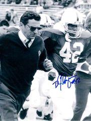 D. J. Dozier autograph 8x10, Penn State,