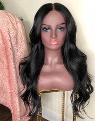 Wavy Lace Closure Unit