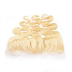 Blonde Wavy Frontal